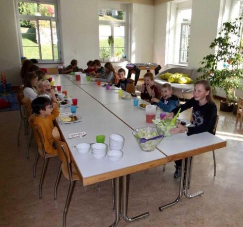 Mittagstisch Nunningen